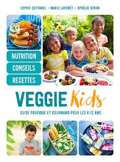 découvrez le livre Veggie Kids !