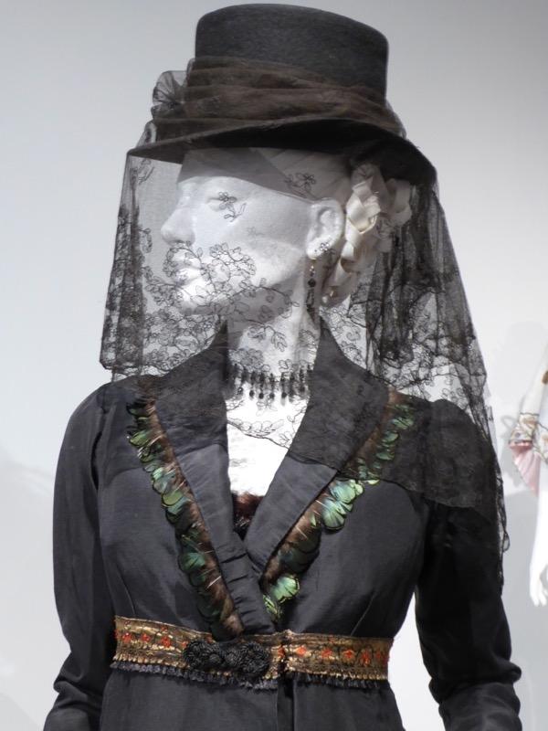 Taboo Zilpha Geary costume