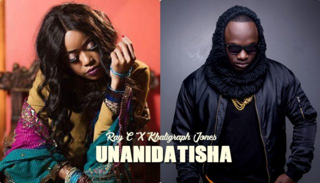 Ray C Ft Khaligraph Jones - Unanidatisha