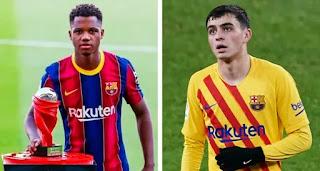 Barca kid Ansu Fati named world's best U20 player by L'Equipe, Pedri 4th