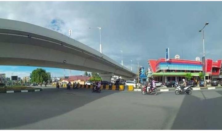 Traffic Light Simpang Surabaya Belum Berfungsi Haba Nusantara