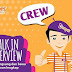 Walk In Interview D'Crepes 18 Mei 2018