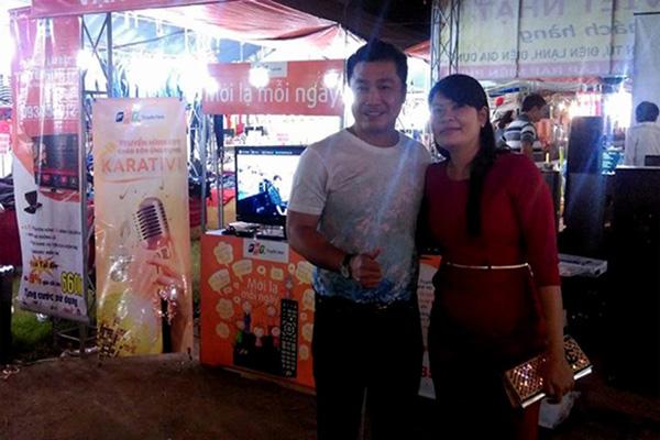 Truyền Hình FPT Bình Định Thu Hút Hàng Trăm Khách Ở Hội Chợ 1