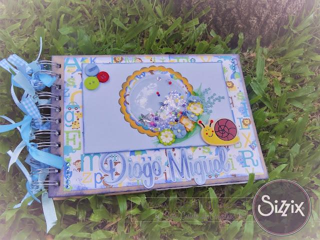 Sizzix | Capsula Shaker Álbum