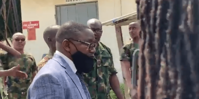 Soldiers obstructs judicial panel from accessing military mortuary