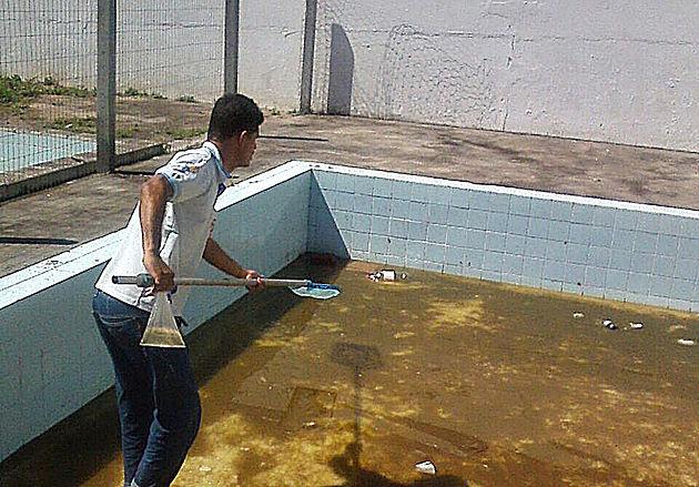 Prefeitura de Delmiro Gouveia realiza controle biológico em combate aos Mosquitos da Dengue