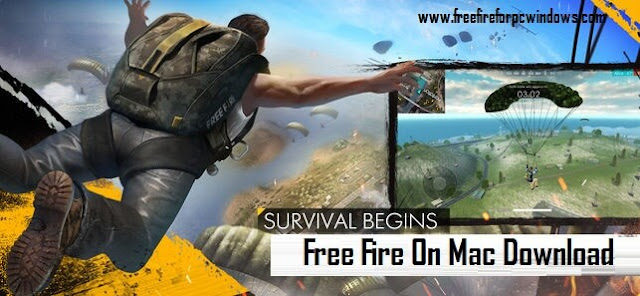Free Fire For Mac Download