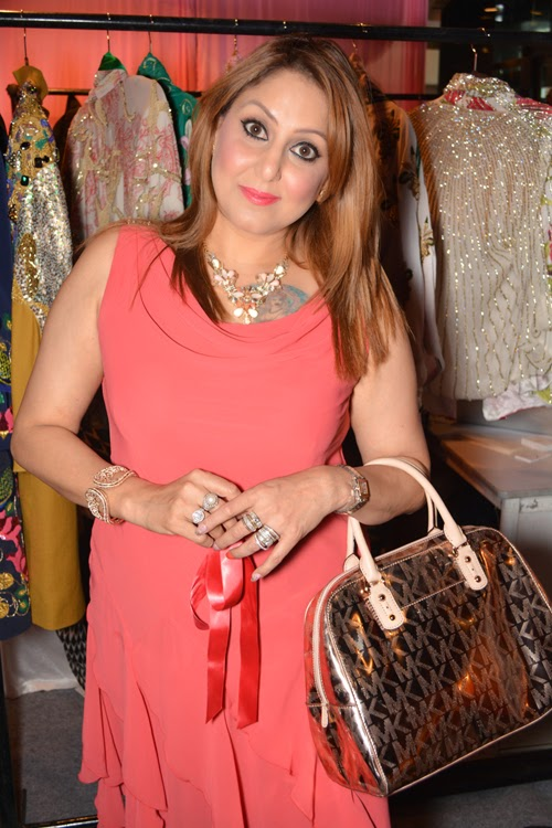 Fashion exhibition presented by Sonal Jindal