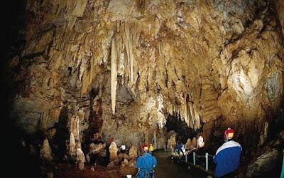 «Περσεφόνη»: Ρομπότ - ξεναγός στο σπήλαιο Αλιστράτης