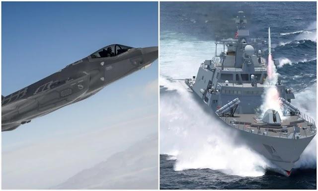 Τα F-35 βουλιάζουν τις Belhara; Πρόταση – έκπληξη ετοιμάζουν οι ΗΠΑ και μπαίνουν σφήνα για τις νέες φρεγάτες