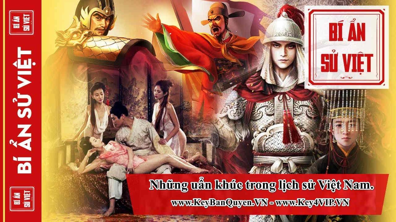 Sách nói : Bí Ẩn Sử Việt - Những uẩn khúc trong lịch sử Việt Nam.