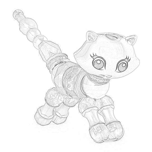 Coloring Pages Twisty Petz Coloring Pages Free And Downloadable