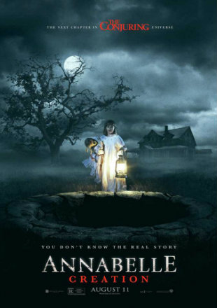 Annabelle Creation 2017 HDCAM 300MB Hindi Dubbed Download 480p Watch Online Free bolly4u