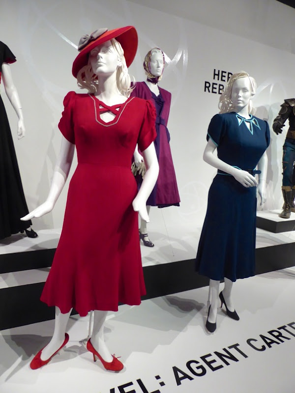 Agent Peggy Carter season 2 costumes