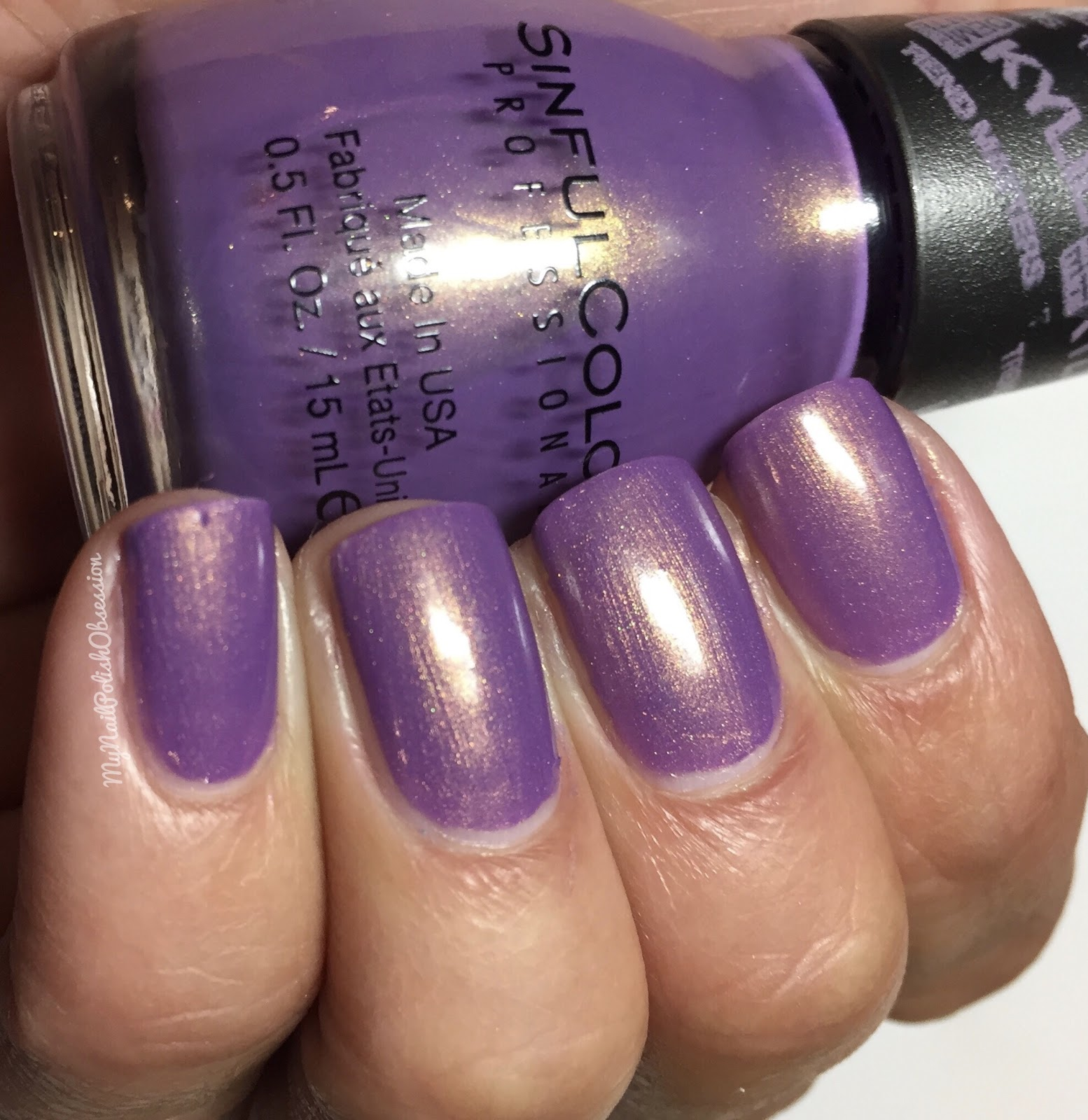 My Nail Polish Obsession: Sinful Colors Kylie Jenner Trend Matters ...