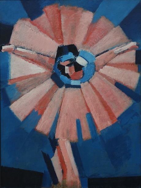 Arttalk - foredrag om kunst. Harald Giersing, Danserinde, 1918