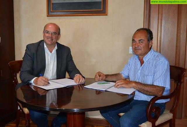 El Consejo Insular de Aguas comenzará en este mes las obras de conducción de aguas residuales del Observatorio del Roque de Los Muchachos