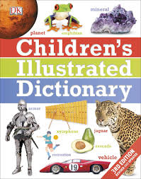 Children's Illustrated Dictionary books pdf online free