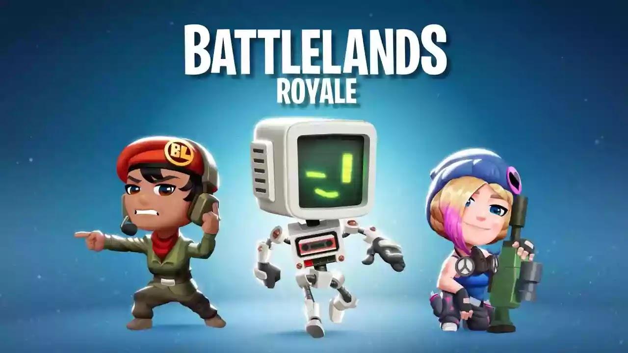 Battlelands Royale حارب من أجل البقاء في ملحمة آخر رجل يقف في معركة ملكية متعددة اللاعبين - ولكن ليس كما تعرفها!