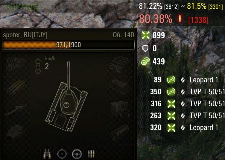 Gox World Of Tanks mods: 1 0 1 0 Marks On Gun Extended v4 09