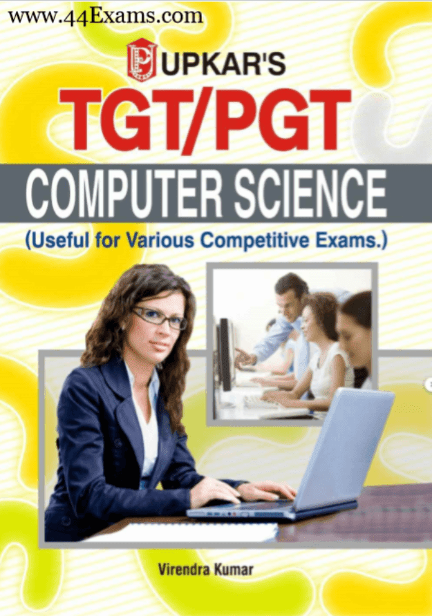 Upkar-Computer-Science-For-All-Competitive-Exam-PDF-Book