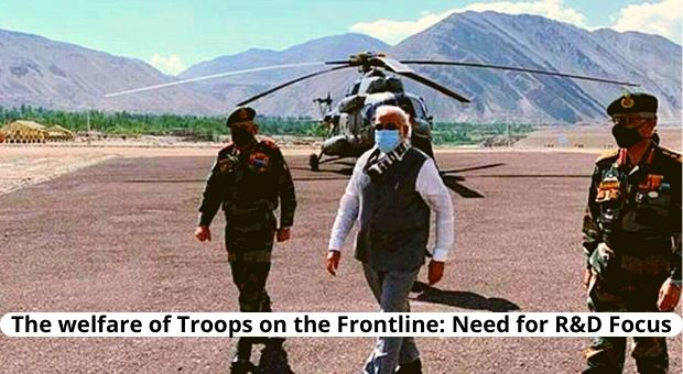 Exoskeletons: The welfare of Troops on the Frontline: Need for R&D Focus