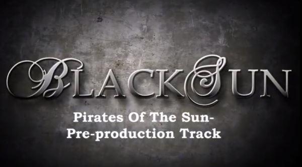 "BLACKSUN: Ακούστε το νέο τους κομμάτι ""Pirates Of The Sun"""