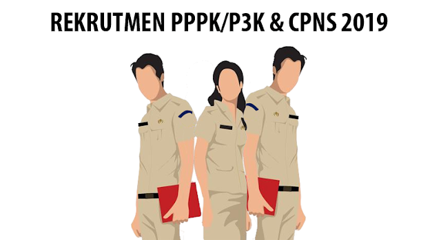 Tes PPPK - P3K dan CPNS 2019