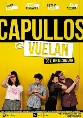 """""""CAPULLOS QUE VUELAN"""": CUMPLE Y DEJA CUMPLIR LOS SUEÑOS"""
