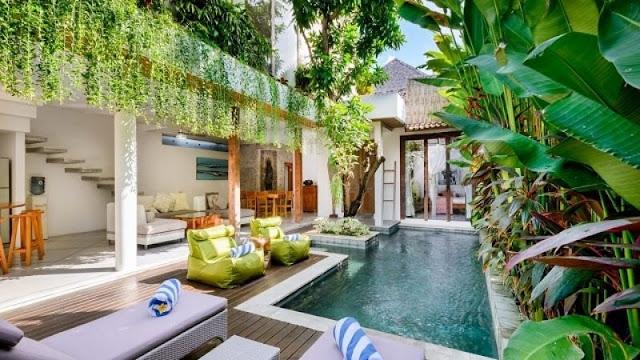 Rumah anda ingin tampil beda ?.. Ini dia inspirasi dekorasi rumah nan indah