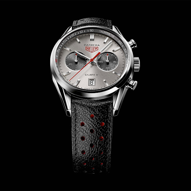 Tag Heuer - Carrera Calibre17 leather