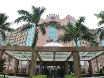 Pousada Marina Infante Hotel: our first night in Macau
