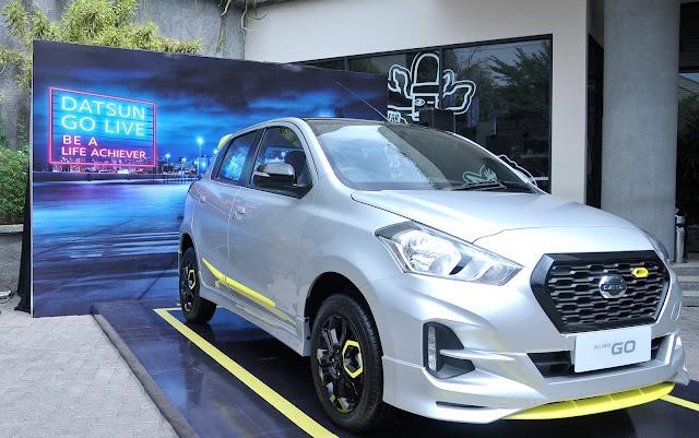 Datsun Akhirnya Buka-Bukaan Mengenai Harga Datsun GO-Live