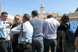 Número recorde de judeus no monte do templo