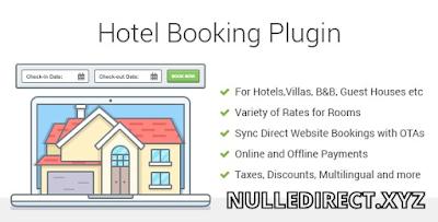 Hotel Booking WordPress Plugin - MotoPress Hotel Booking v 3.9.5