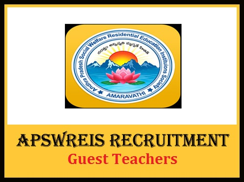 AP Balayogi Gurukulams inviting Applications from eligible candidates for Guest Teachers for the academic year 2019-20 instructions issued. Andhra Pradesh Social Welfare Residential Educational Institutions Society Guest Teachers Recruitment Notification 2019 Get Details apswreis-guest-teachers-balayogi-gurukulam-selection-procedure-details