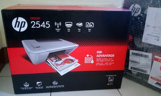 Spek dan Harga Printer Multifungsi HP Deskjet 2545