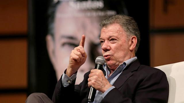 Congreso colombiano abrirá una indagatoria contra el expresidente Santos por el caso Odebrecht