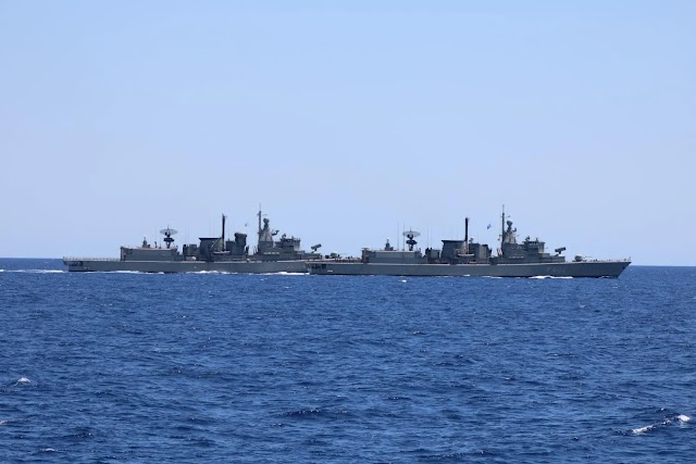 «Πλωτό τείχος» ορθώνει το ΠΝ: Ο Στόλος περιμένει το «ORUC REIS» – Τα ελληνικά «όπλα» αποτροπής