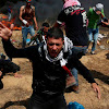Video Detik-detik Israel Tembak Rudal Warga Gaza yang Sedang Sahur