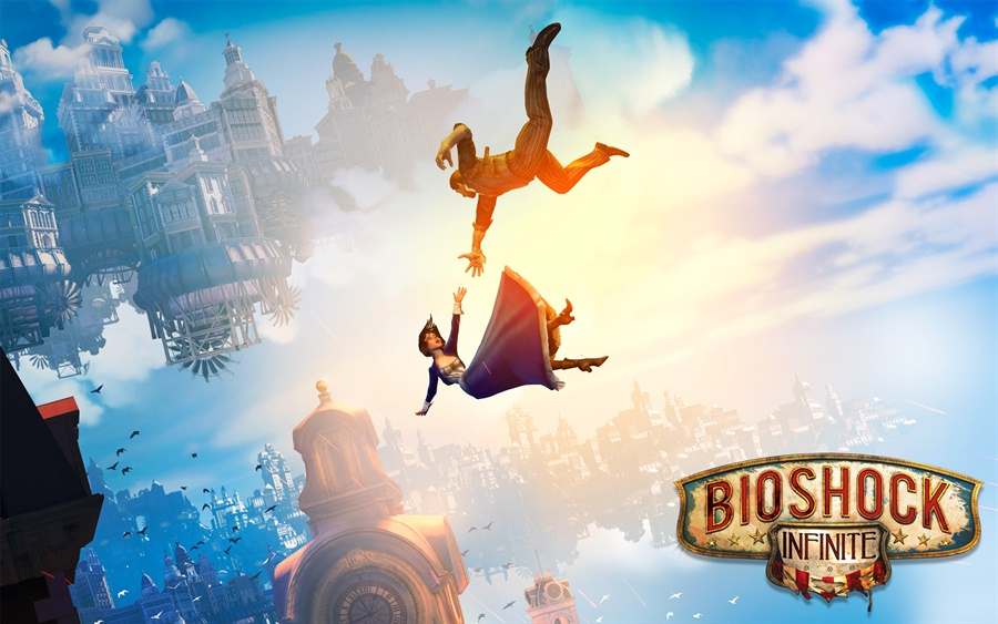 BioShock Infinite Complete Edition PC Download Poster