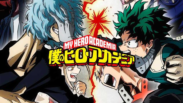 En que manga continua el anime Boku no Hero Academia