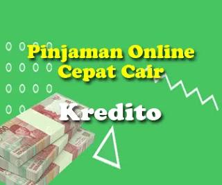 pinjaman online kredito mudah cepat dan aman