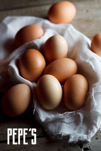Huevos Frescos – Plancha 2Kg