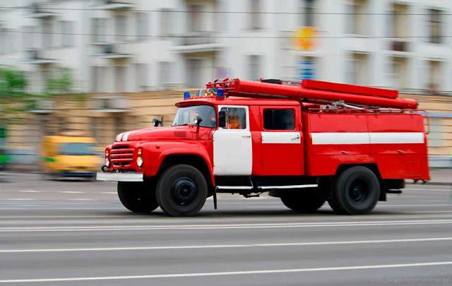 Пожар на Звёздочке с летальным исходом Сергиев Посад