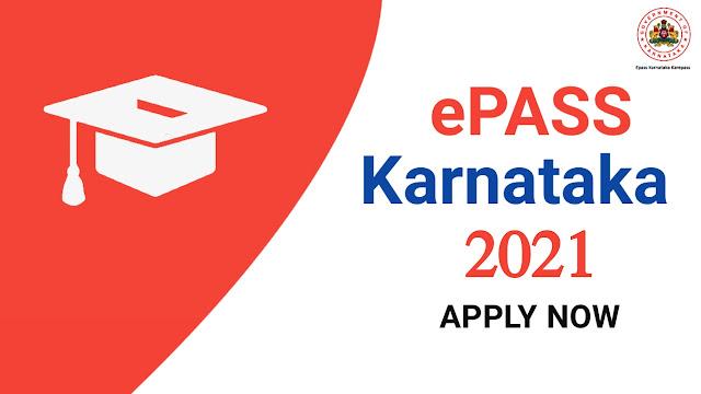 ePASS Karnataka 2021   Apply Online for Free Scholarship