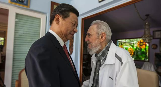 China opõe-se à opressão política e sanções que os EUA fazem sobre Cuba