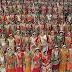 251 ζευγάρια στην Ινδία ενώθηκαν με τα δεσμά του γάμου - ΒΙΝΤΕΟ
