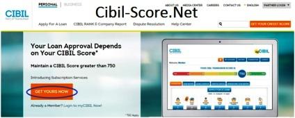 cibil score report