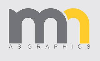 MN Alphabet Letter logo vector